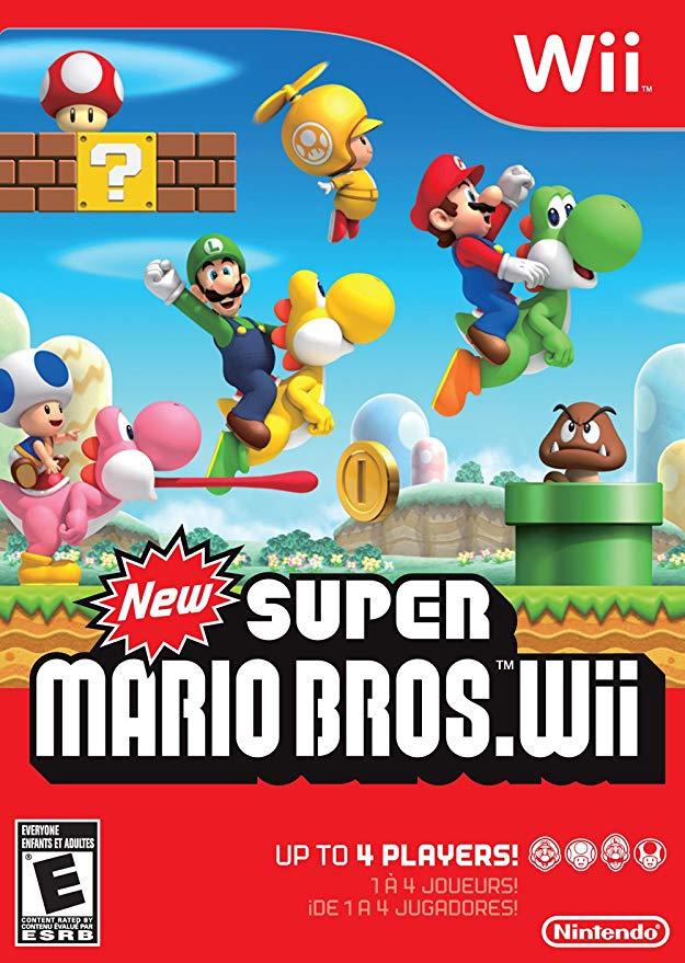 New Super Mario Bros - Nintendo Wii