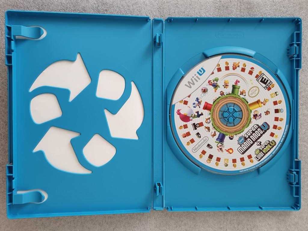 New Super Mario Bros. U - Nintendo Wii U - Usado