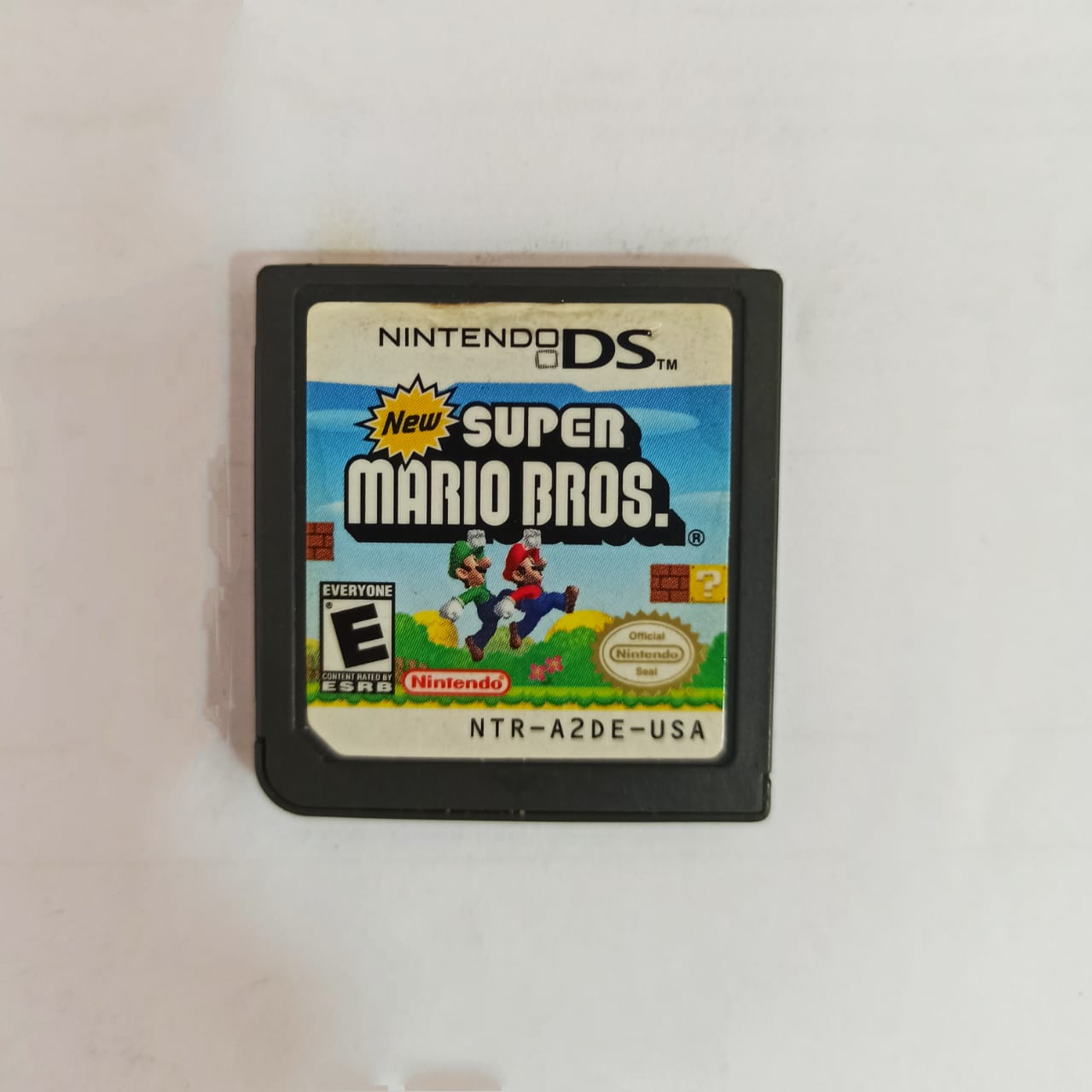 New Super Mario Bros - USADO - Nintendo DS