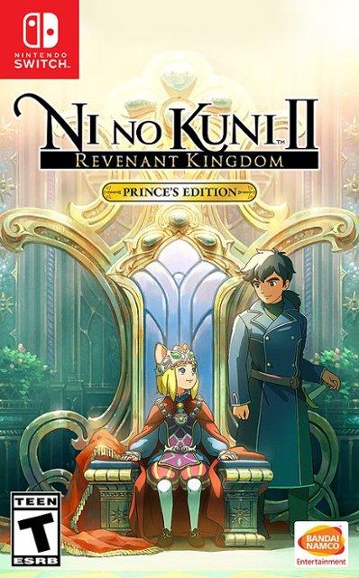 Ni no Kuni II: Revenant Kingdom Prince's Edition - Nintendo Switch - Pré-venda