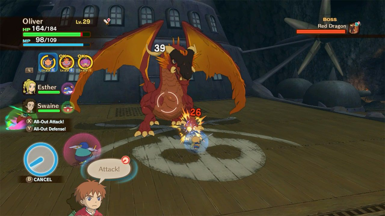 Ni No Kuni: Wrath of the White Witch - Nintendo Switch - Envio Internacional