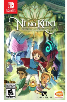 Ni No Kuni: Wrath of the White Witch - USADO - Nintendo Switch