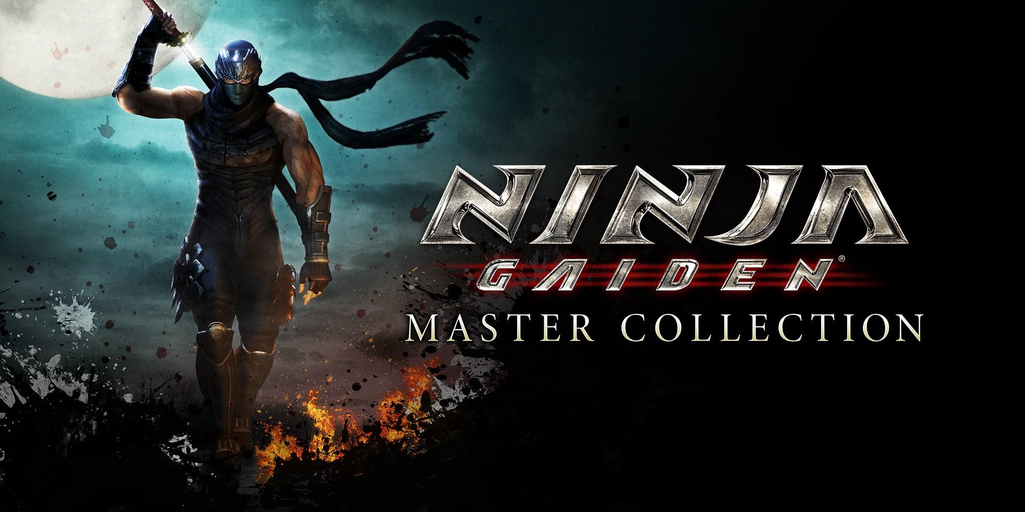 Ninja Gaiden: Master Collection - Pré Venda - Nintendo Switch - LISTA DE ESPERA