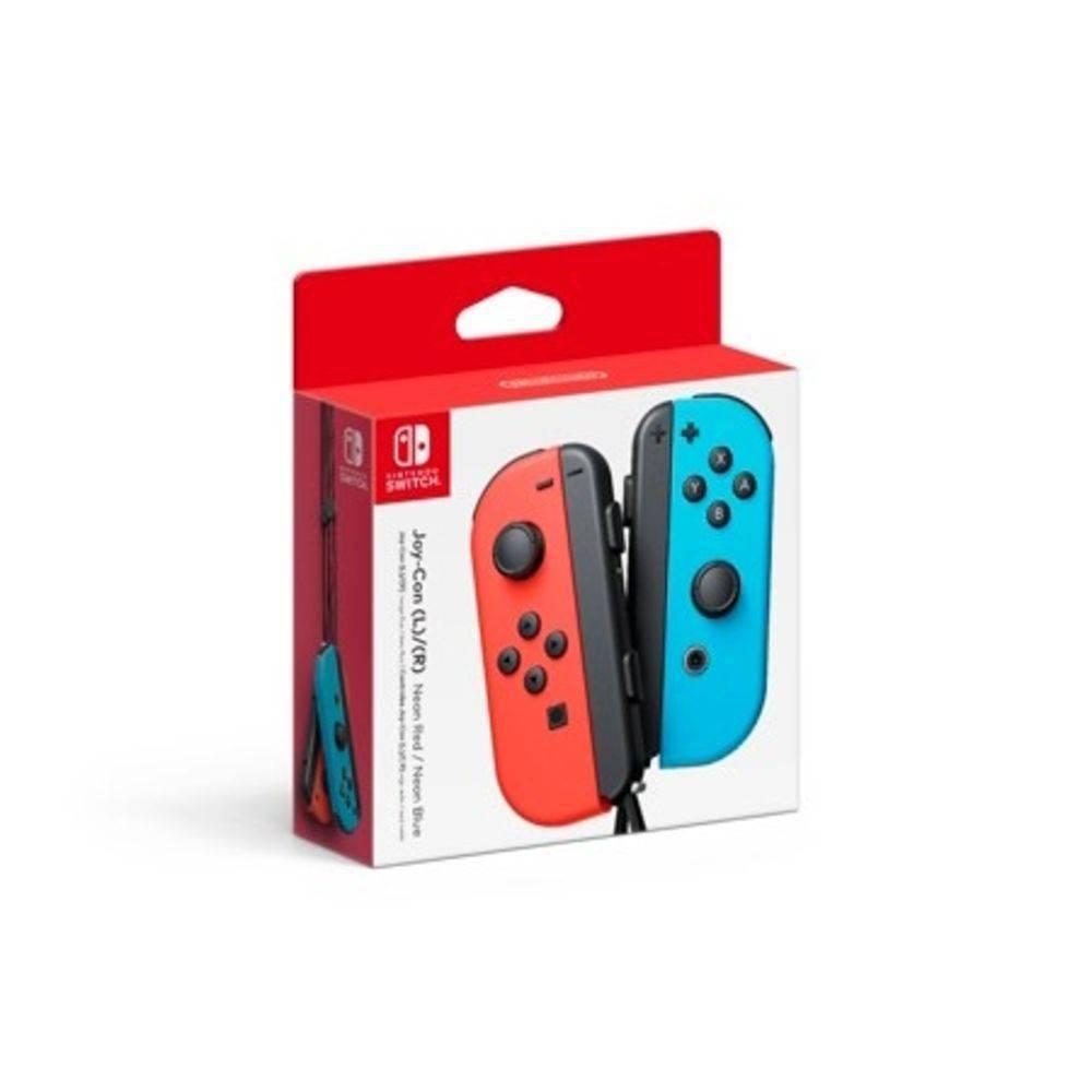 Controle joy-Con Vermelho/ Azul - Nintendo Switch