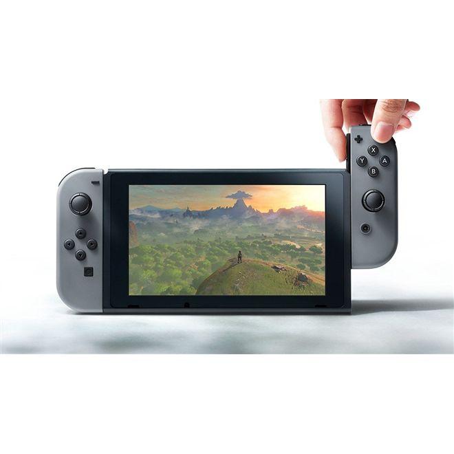 Nintendo Switch Cinza