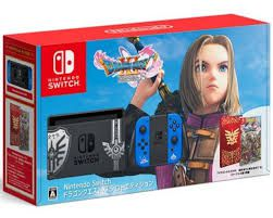 Console Nintendo Switch - Dragon Quest XI Limited Edition 32GB