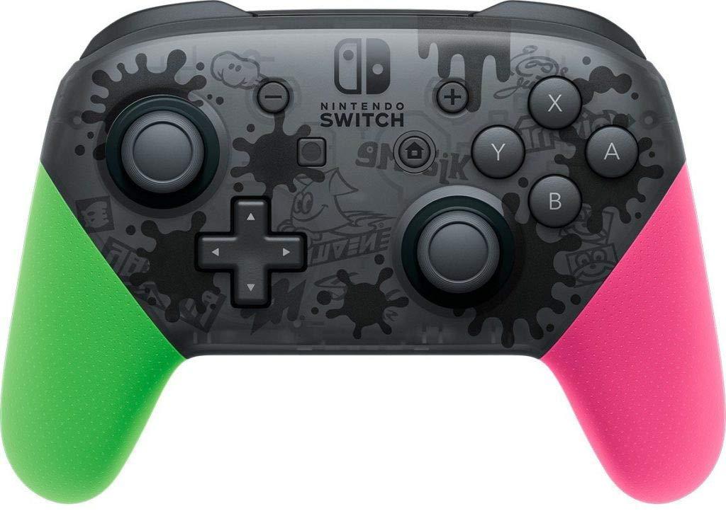 Nintendo Switch Pro Controller - Splatoon 2 - ORIGINAL