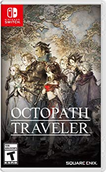 Octopath Traveler - Nintendo Switch - Envio Internacional