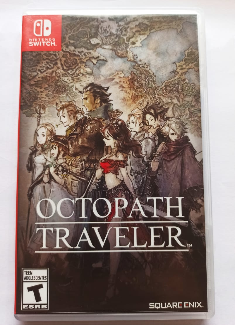 Octopath Traveler - USADO - Nintendo Switch