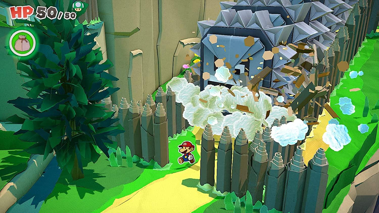 Paper Mario: The Origami King - Nintendo Switch - Envio Internacional - Frete Grátis