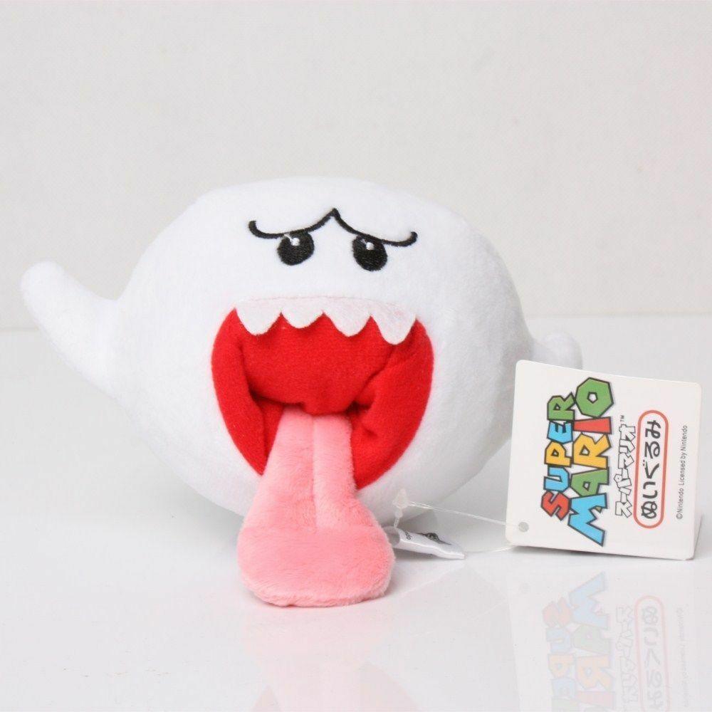 Pelúcia de 6 Polegadas - Boo (Super Mario Bros.)