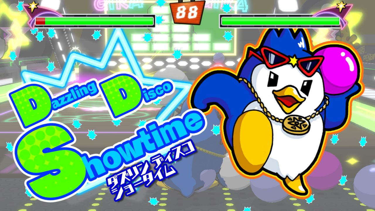 Penguin Wars - Nintendo Switch