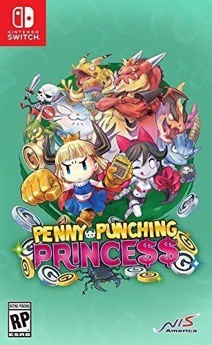 Penny - Punching Princess - Nintendo Switch