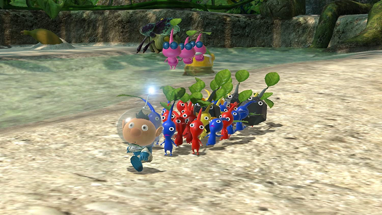 Pikmin 3: Deluxe - Nintendo Switch