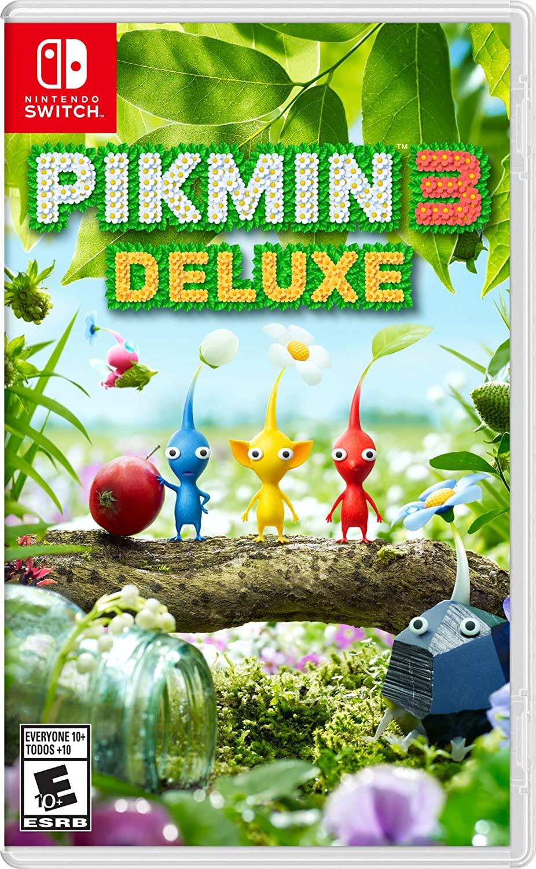 Pikmin 3 Deluxe - Nintendo Switch - Pré-venda