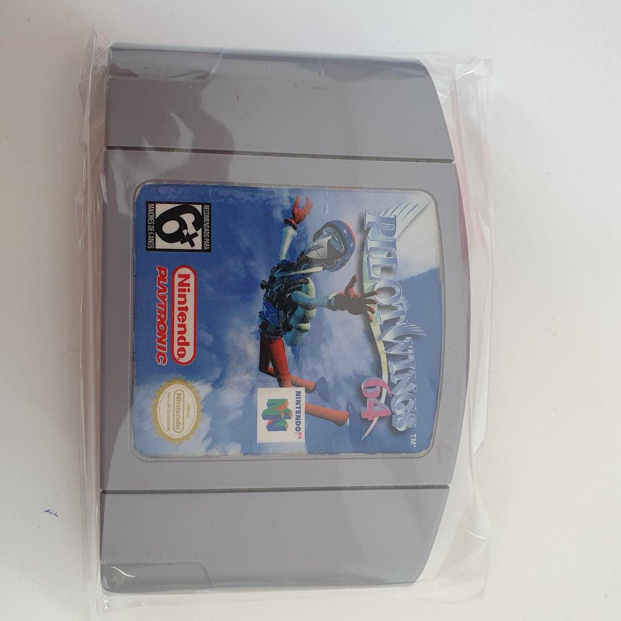PilotWings 64 - Cartucho - Nintendo 64 - Usado
