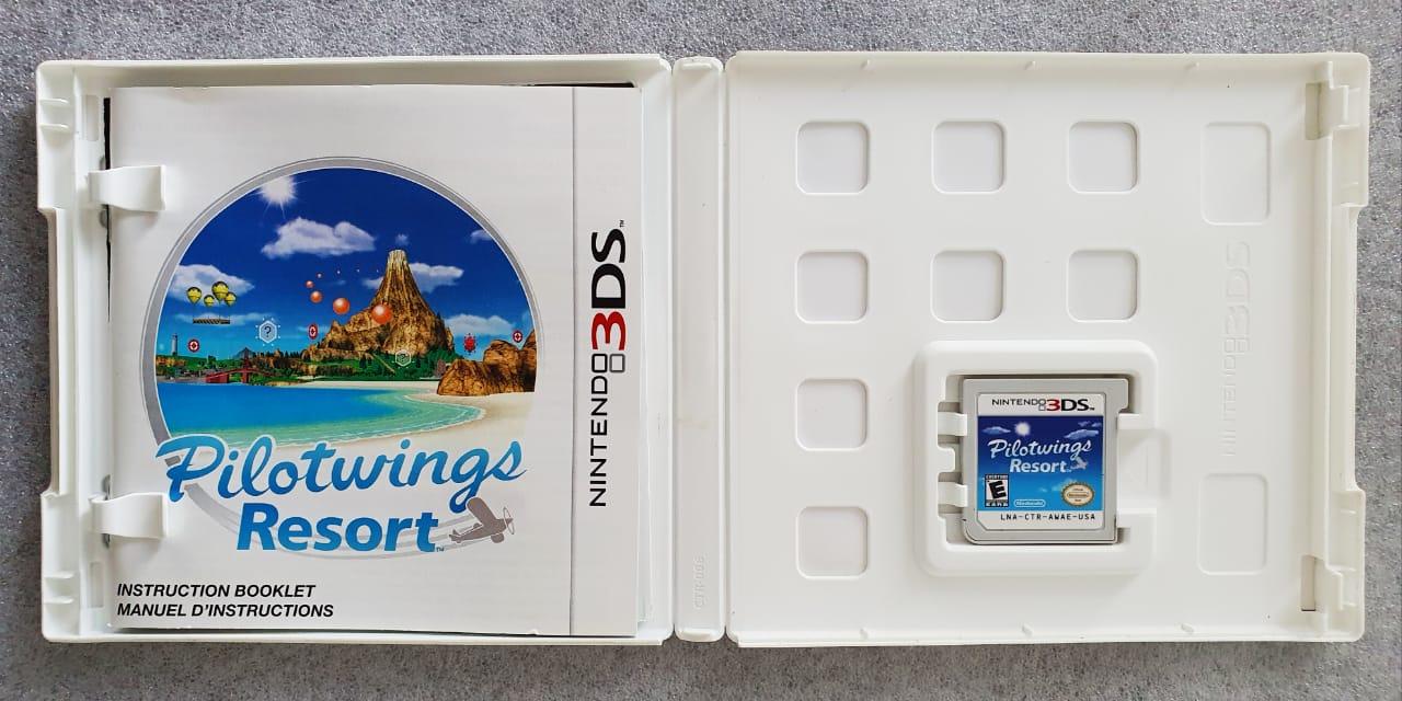 Pilotwings Resort - USADO - Nintendo 3DS