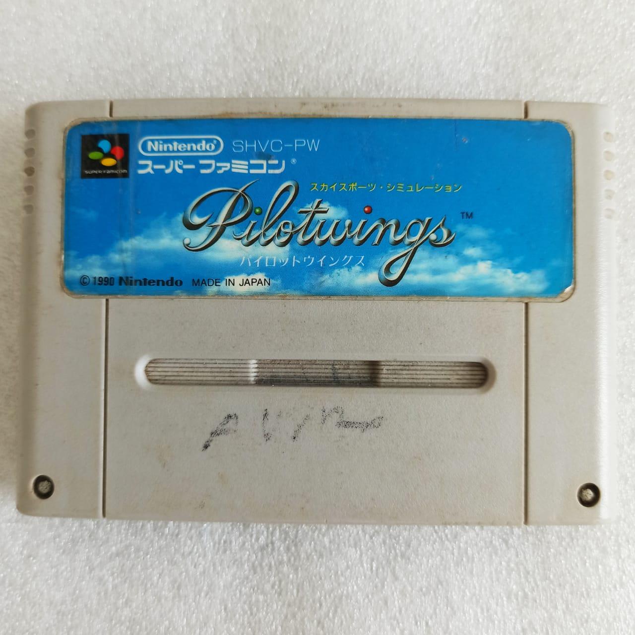 Pilotwings - Usado - Super Famicom