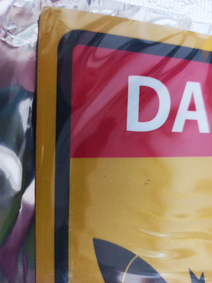 Placa Decorativa 24x16 - Pikachu Alta Voltagem