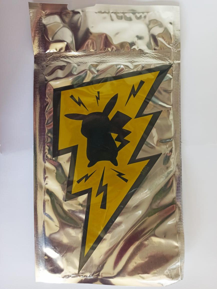 Placa Decorativa 24x16 - Pikachu Raio