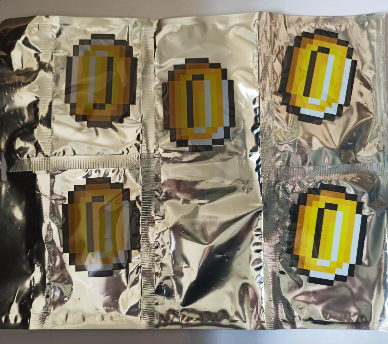 Placa Decorativa Kit Moedas 02
