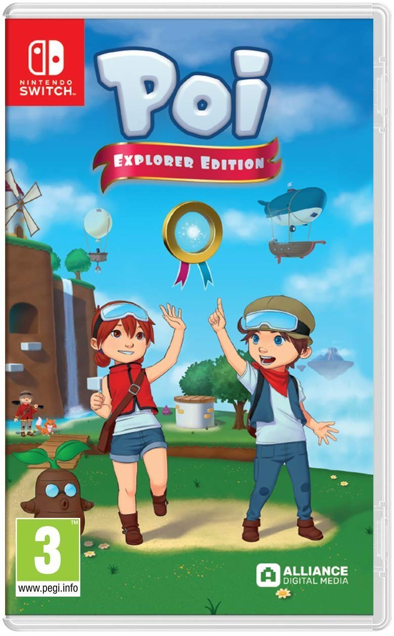 Poi Explorer's Edition - Nintendo Switch
