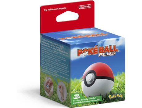 Pokeball Plus - Pokemon Let's Go - Nintendo Switch