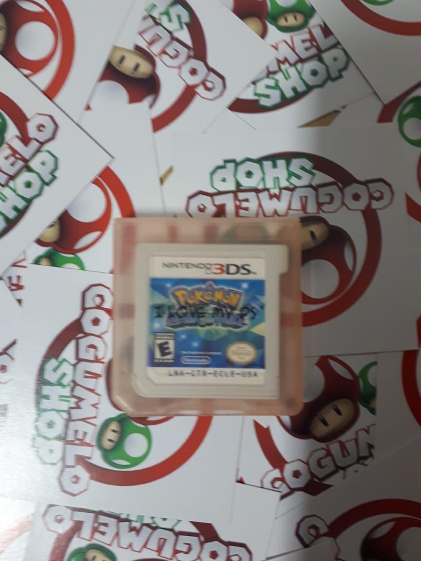 Pokémon Alpha Sapphire - Nintendo 3DS - Cartucho Usado