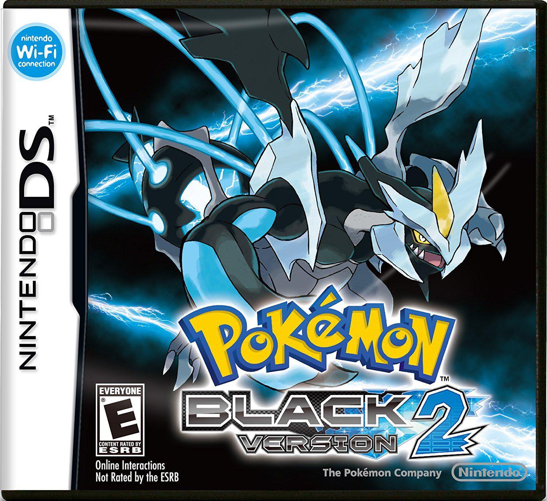 Pokemon Black Version 2 - Nintendo DS  - Cogumelo Shop