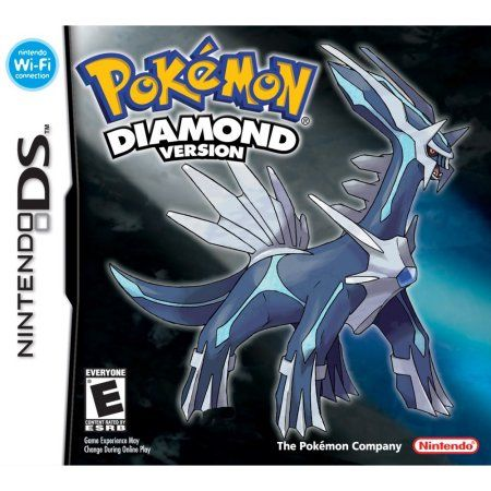 Pokemon Diamond Version- Nintendo DS