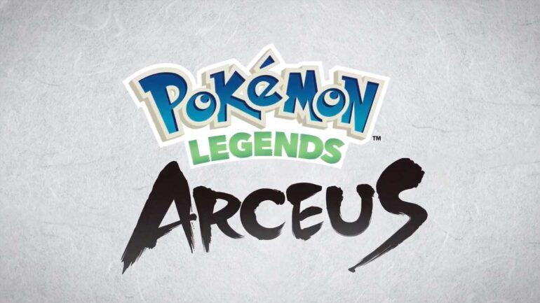 Pokémon: Legends Arceus - Nintendo Switch - Pré Venda - LISTA DE ESPERA