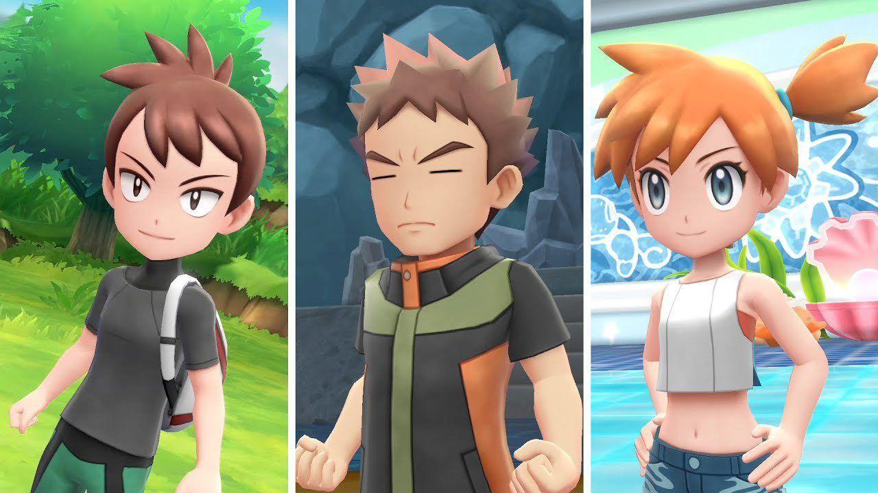 Pokémon: Lets Go, Eevee! + Poké Ball Plus Pack