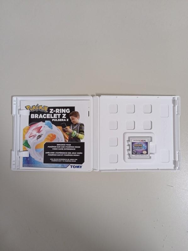 Pokémon Moon - USADO - Nintendo 3DS