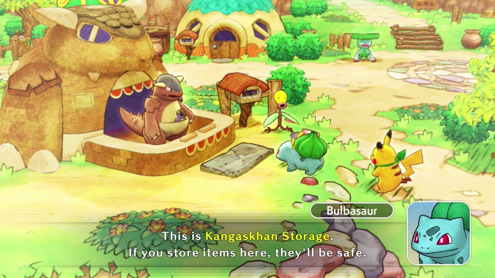 Pokémon Mystery Dungeon: Rescue Team DX - Nintendo Switch - Envio Internacional