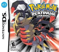 Pokemon Platinum Version  - Nintendo DS