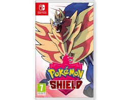 Pokémon Shield - Nintendo Switch - Envio Internacional