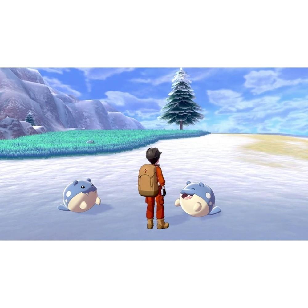 Pokémon Shield + Pokémon Shield Expansion Pass - Nintendo Switch - Envio Internacional