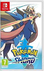 Pokémon Sword - Nintendo Switch  - Cogumelo Shop