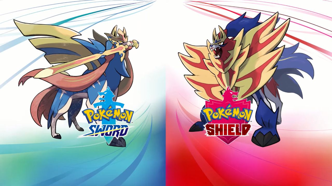 Pokémon Sword + Shield - Nintendo Switch