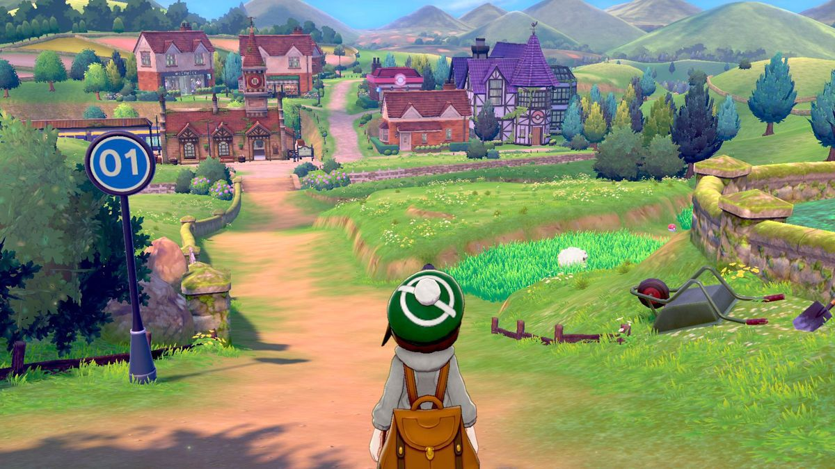 Pokémon Sword + Shield - Nintendo Switch