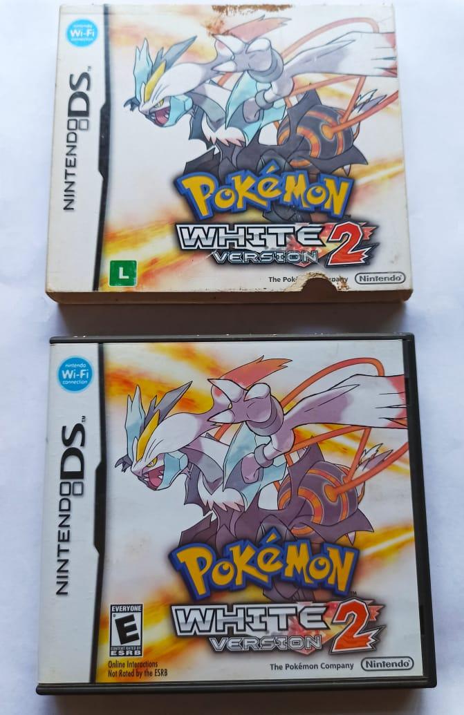 Pokémon White Version 2 - USADO - Nintendo DS