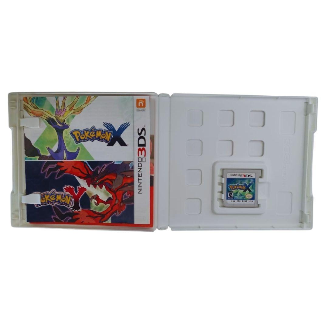 Pokémon X - Nintendo 3DS - Usado