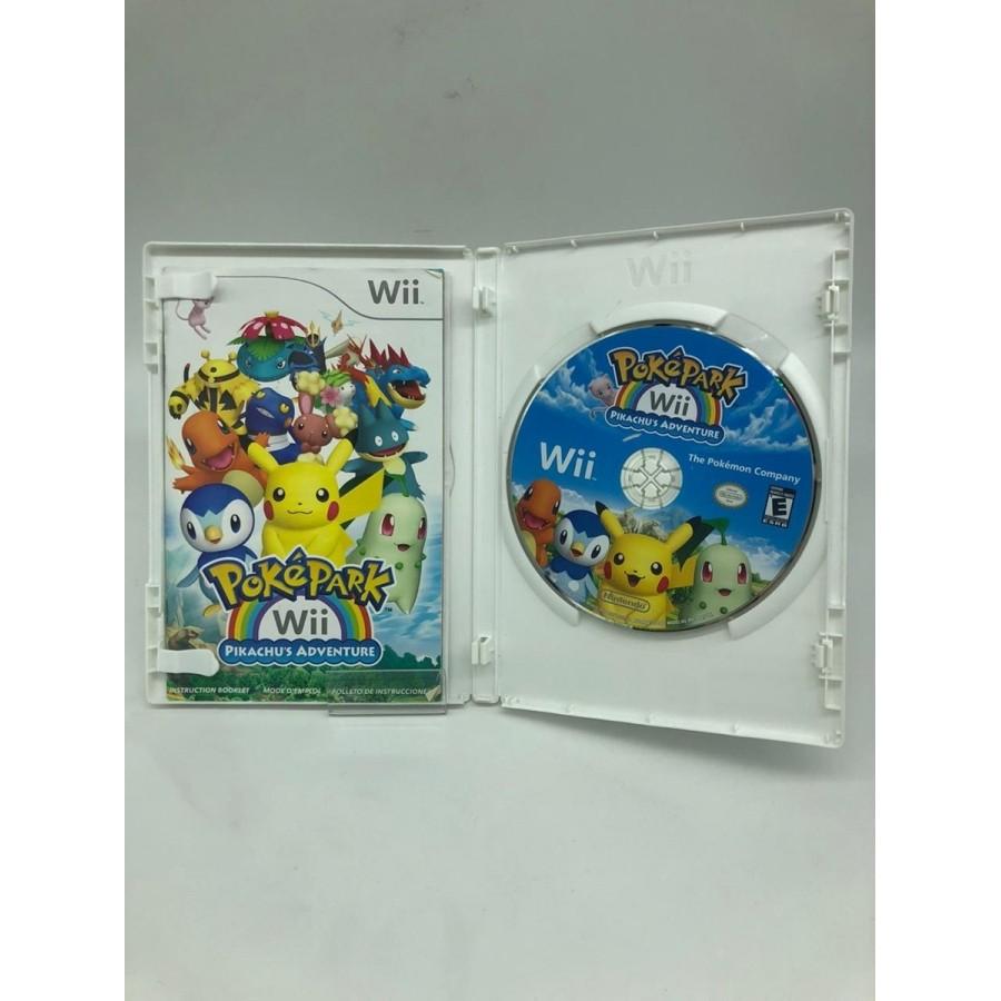 PokéPark Wii:Pikachu's Adventure - USADO - Wii
