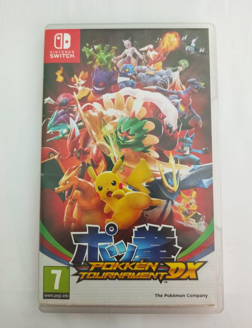 Pokkén Tournament DX - USADO - Nintendo Switch