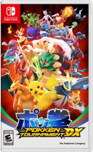 Pokken Tournament - Nintendo Switch