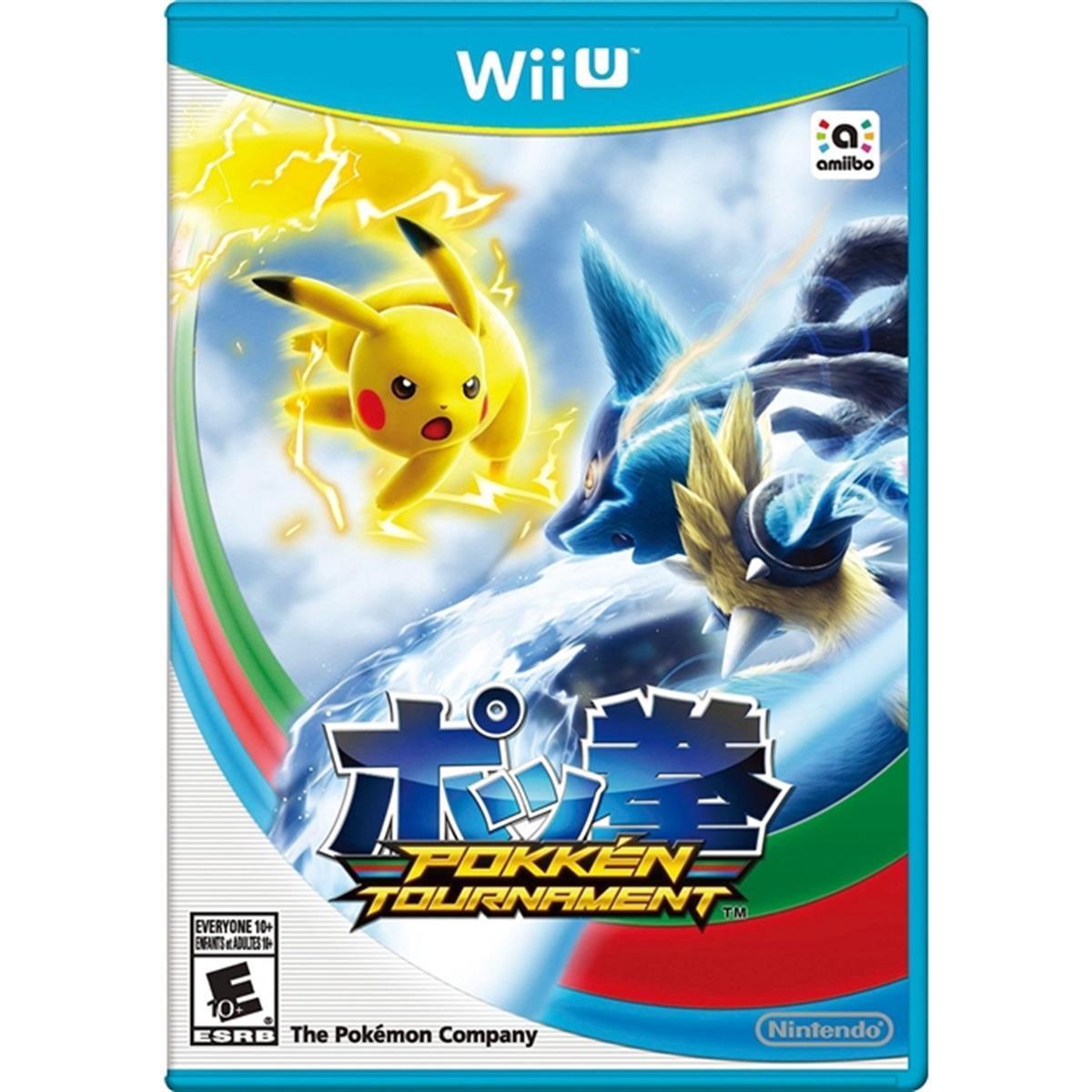 Pokken Tournament USADO - Nintendo Wii U