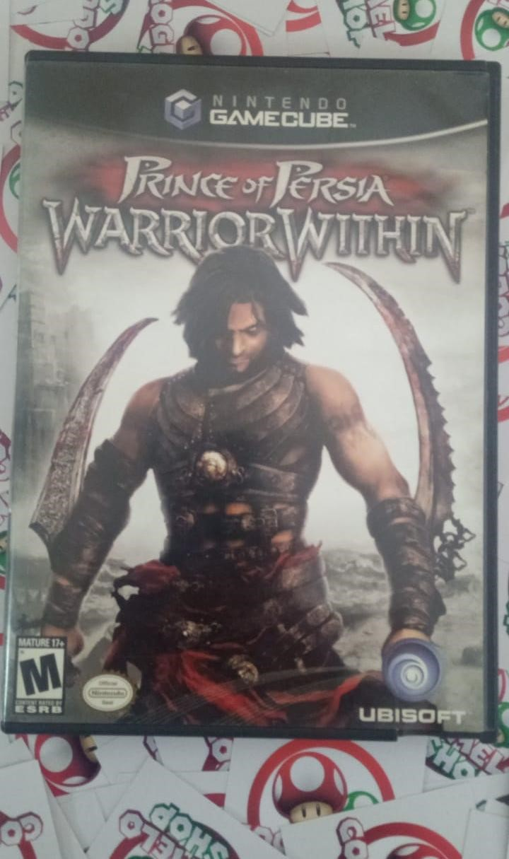 Prince of Persia: Warrior Within - USADO - Nintendo GameCube