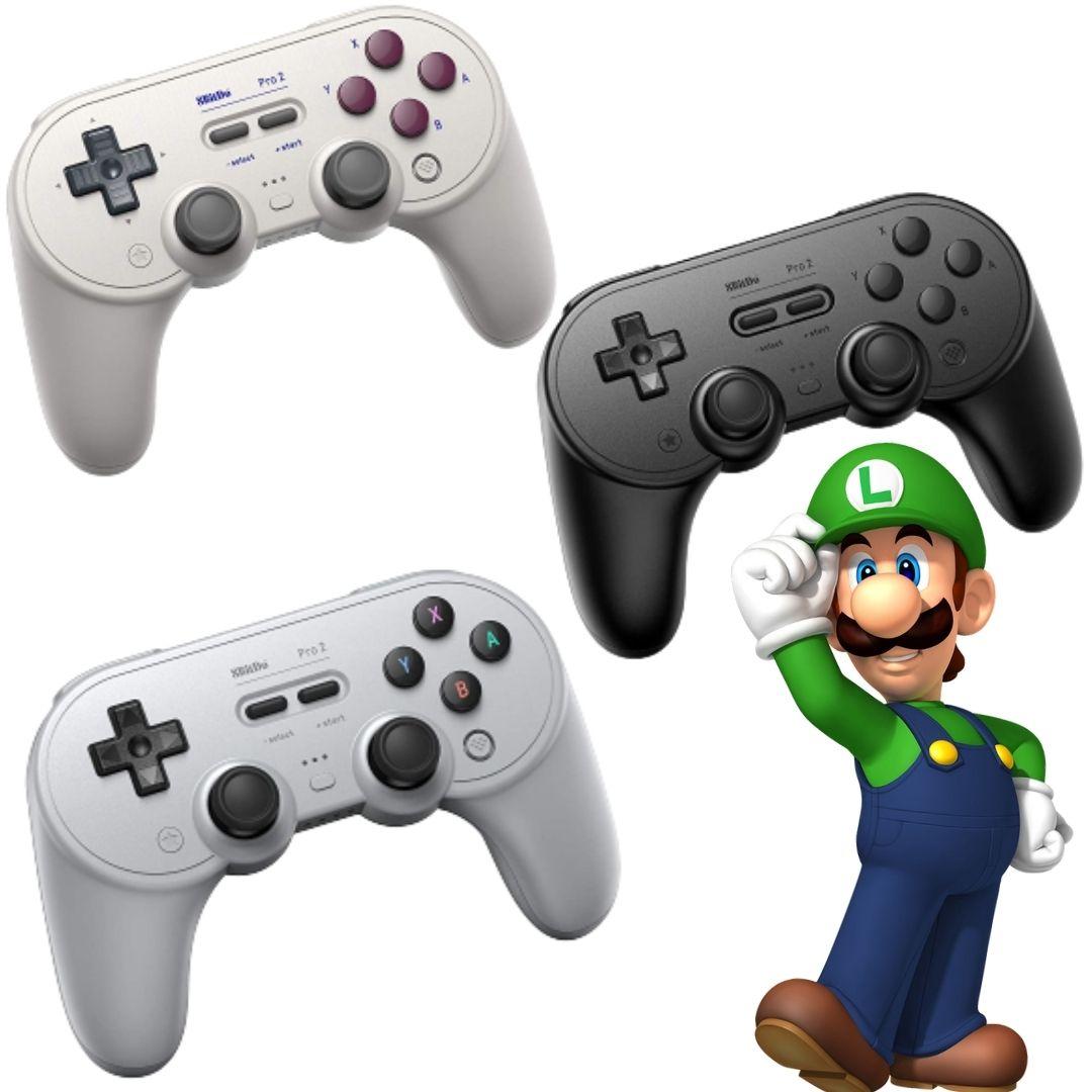 Pro 2 - 8BitDo - Nintendo Switch - Envio Internacional