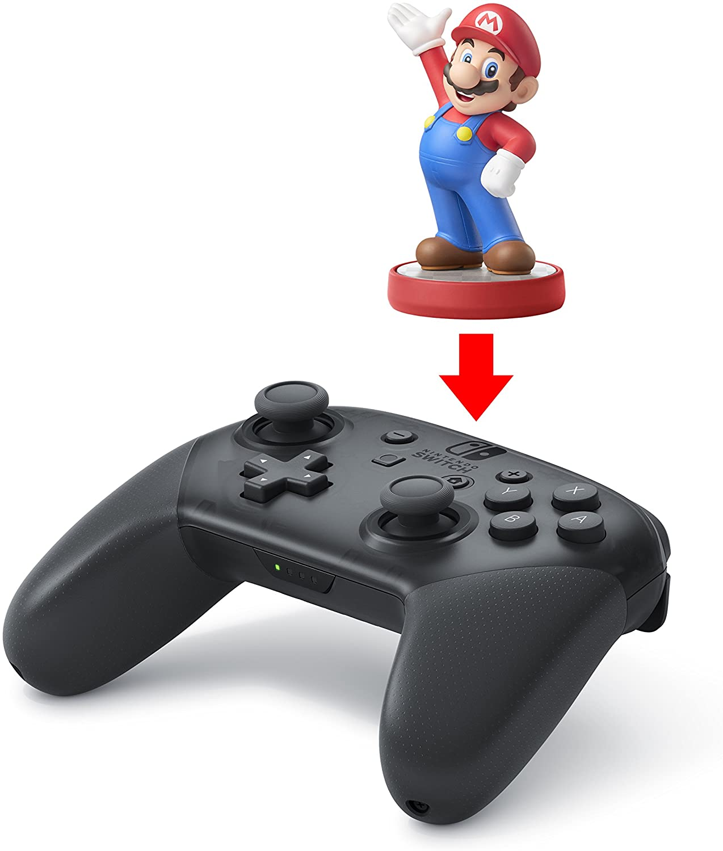 Switch Pro Controller - Nintendo Switch - Versão Nacional