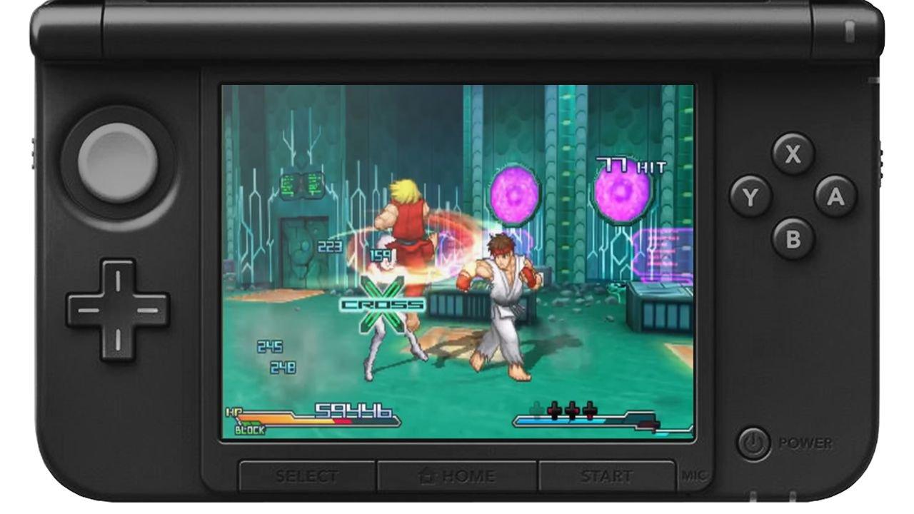 PROJECT X ZONE - USADO - NINTENDO 3DS